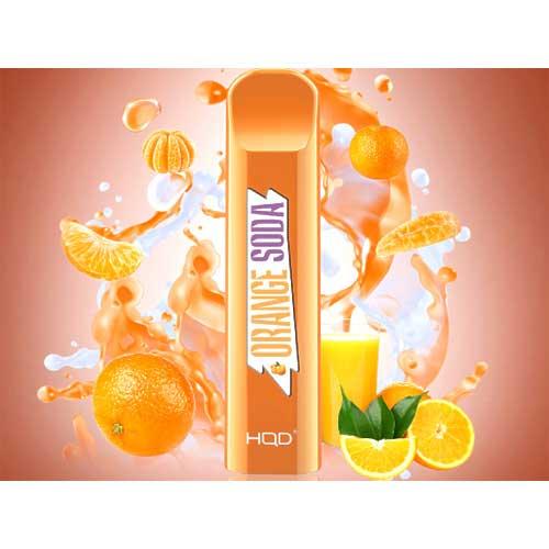 HQD Cuvie Orange Soda Einweg E-Shisha ca. 300 Züge