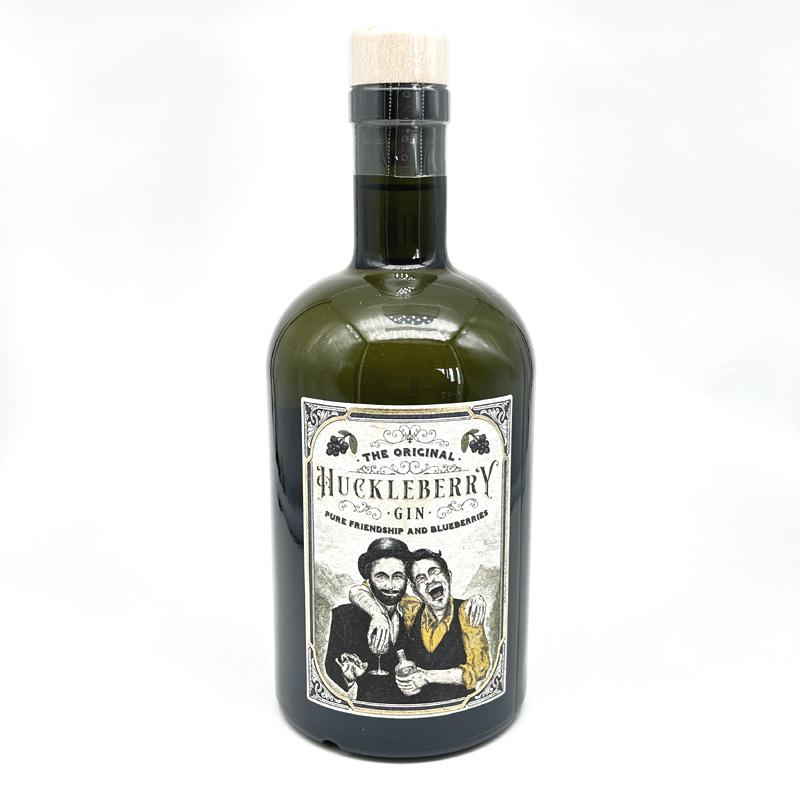 Huckleberry Gin The Original 44 %Vol. 0,5l