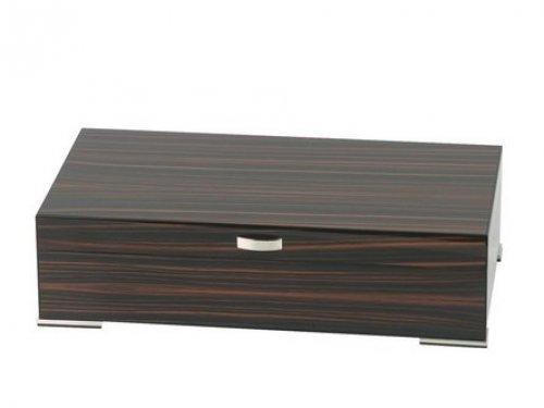 Humidor Makassar Design für 50 Stück Zigarren