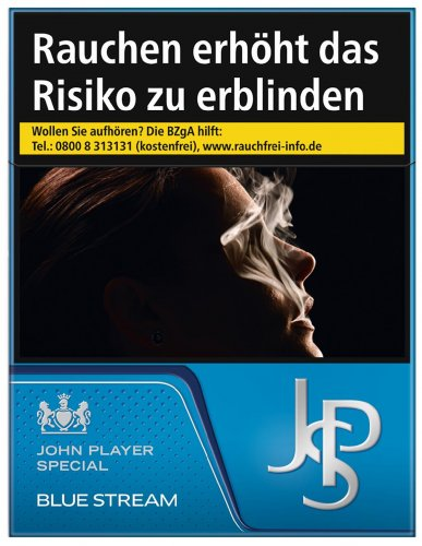 John Player Special JPS Blue Stream XXL (8x26)
