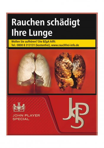 John Player Special JPS Red (10x20)