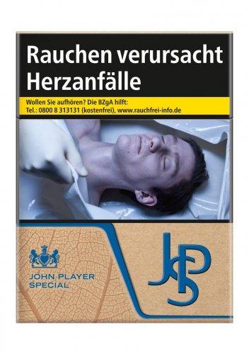 JPS John Player Special Just Blue (8x22)