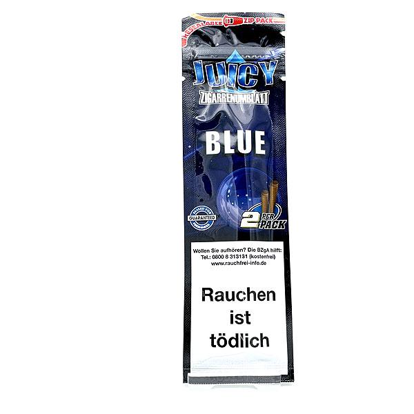 Juicy Zigarrenumblatt Blue