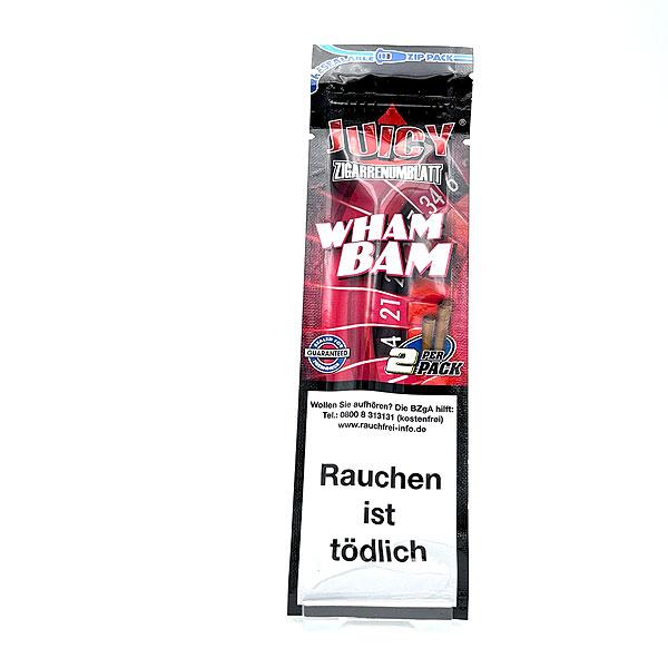 Juicy Zigarrenumblatt Wham Bam