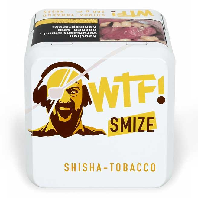 WTF! Shisha Tobacco SMIZE Pina Colada