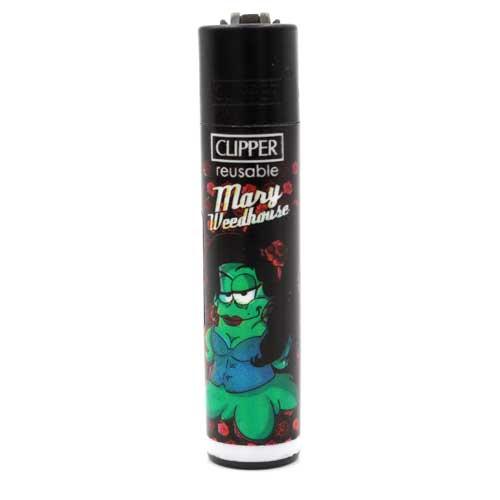 Clipper Feuerzeug Hemp Rock 4v4