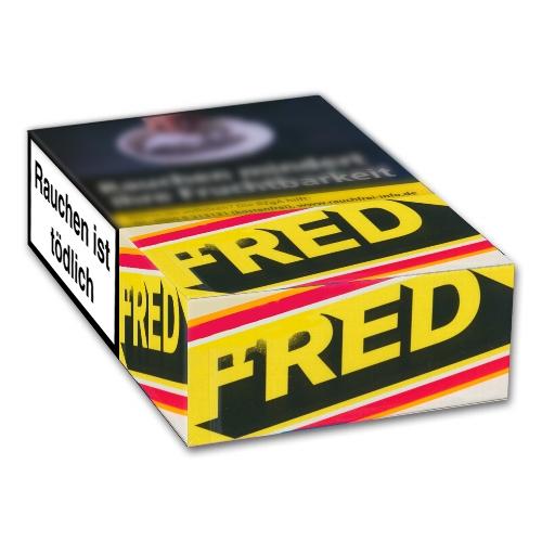 Fred Klaas Jaune (1x20) Zigaretten