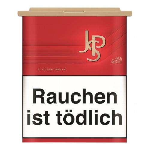 JPS Tabak Red XL 93g Dose Volumentabak