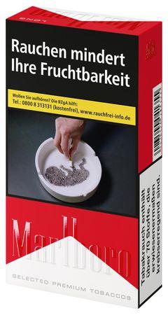 Marlboro Red Long 100mm (1x20) Zigaretten