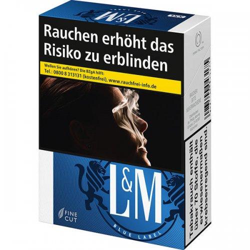L&M Blue Label XL (8x25)