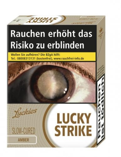 Lucky Strike Amber XXL (8x23)