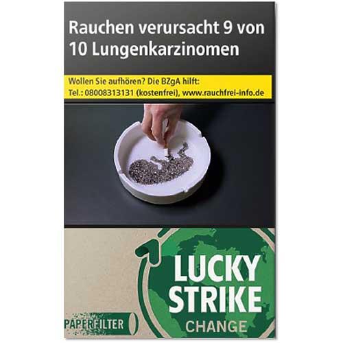 Lucky Strike Change Dark Green (1x20) Zigaretten
