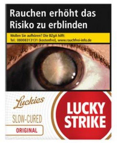 Lucky Strike Original Red Super (5x38)