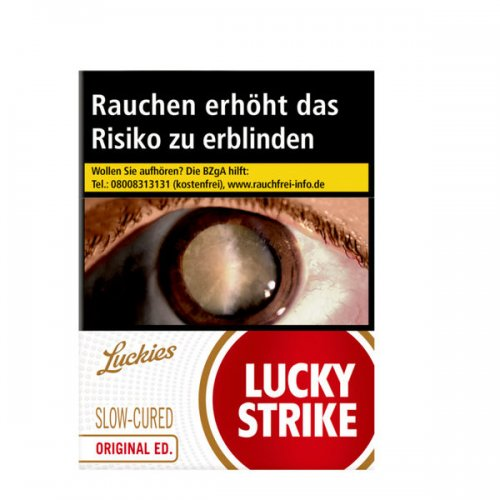 Lucky Strike Red Original XXXL (8x27)