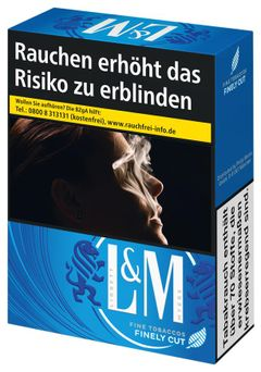 L&M Blue Label Maxi Box (8x30)