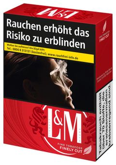 L&M Red Label GIGA-Box Maxi Box (8x30)
