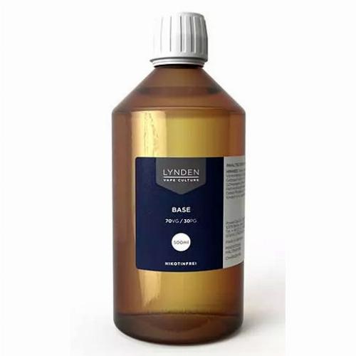 LYNDEN Base 70 VG / 30 Wasser 500 ml