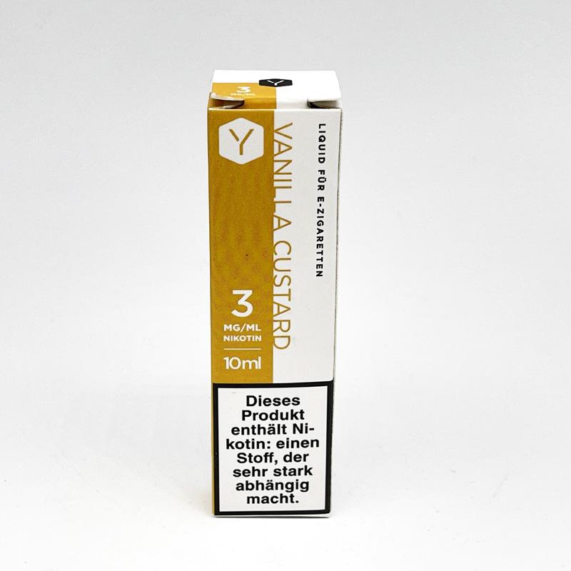 Lynden Liquid Vanilla Custard 3mg Nikotin