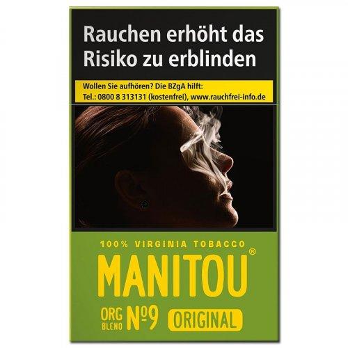 Manitou Green ORG Blend No.9  ohne Zusätze (10x20)