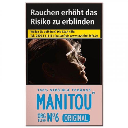 Einzelpackung Manitou ohne Zusätze ORG Blend No.6 Pink (1x20)