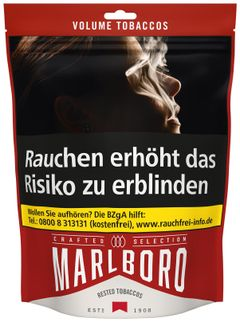 Marlboro Crafted Selection Tabak Beutel 130g