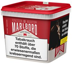 Marlboro Crafted Selection Tabak Eimer 270g