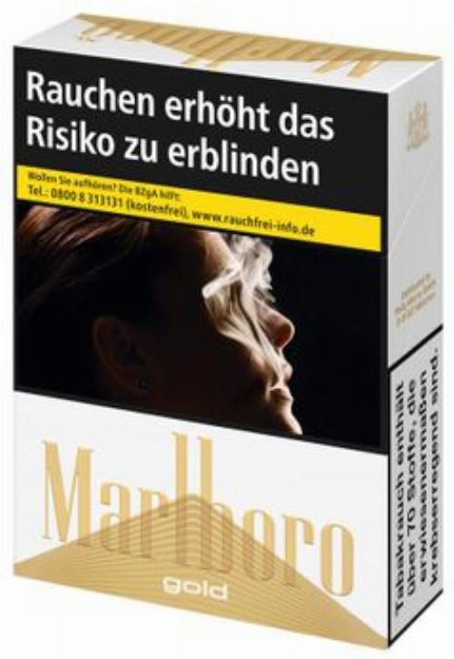 Marlboro Gold XL Einzelpackung (1x24)