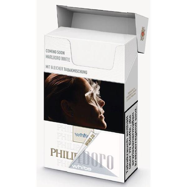 Einzelpackung Philip Morris One White (1x20)