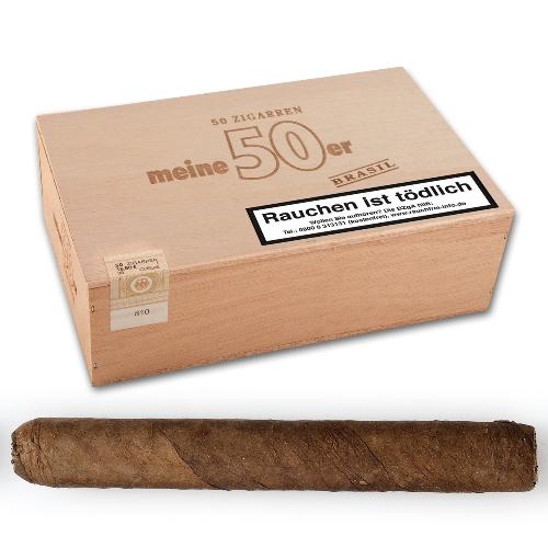 Meine 50er Brasil Zigarren