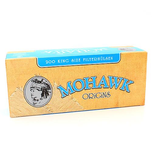 Mohawk Origins Filterhülsen 200 Stück
