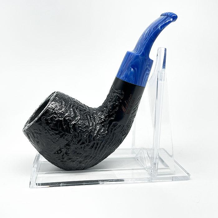 Molina Azzurro Sandblast Pfeife Classic