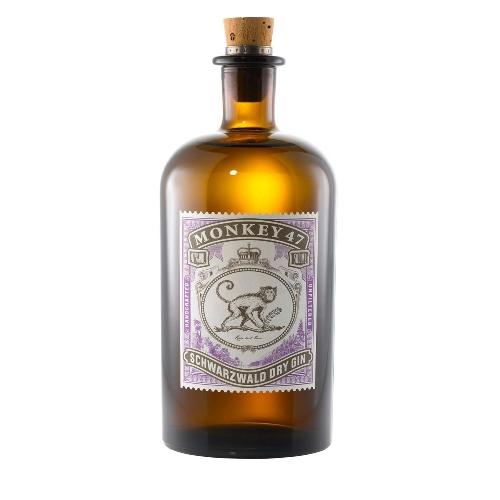 Monkey 47 Gin aus dem Schwarzwald 0,5L 47% Vol.