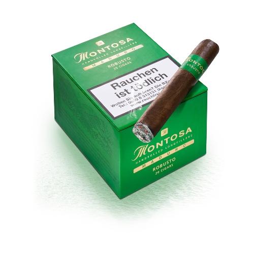 Montosa Maduro Robusto Zigarren 20 Stück