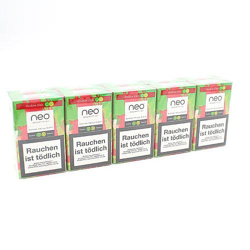 neo Summer Yelllow Switch Tobacco Sticks für Glo (10x20)