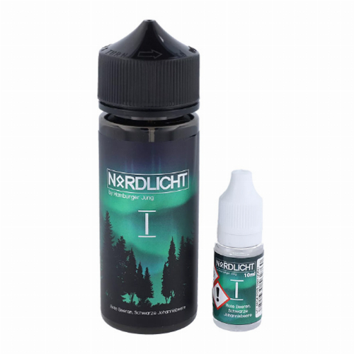 Nordlicht Hamburger Jung 1 Aroma 10ml Nikotinfrei