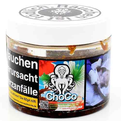 OCTOPUZ ChoCo Shisha Tabak (Schokolade & Kokos)