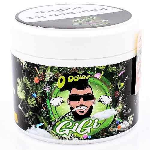 OOOUUUU GringoHazeFlow GiGi Shisha Tabak (Kiwi & Limette)