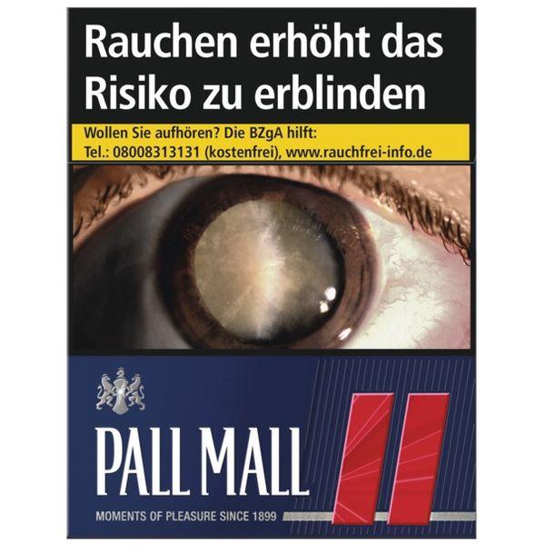 Pall Mall Rot Giga (8x30) Zigaretten