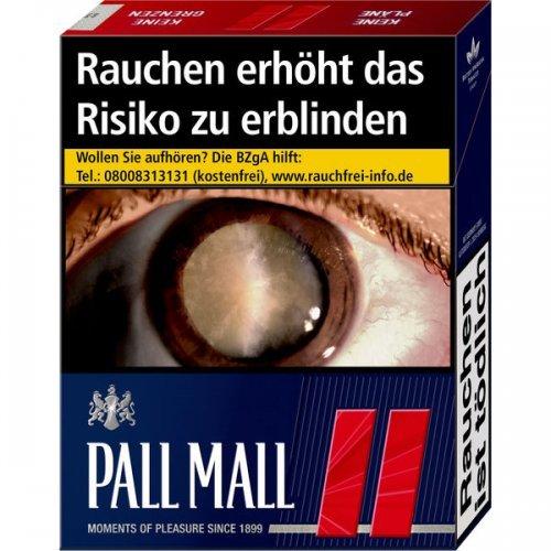 Pall Mall Rot XXL (8x25)