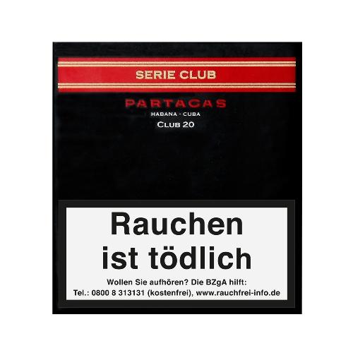 Partagas Serie Club 20 Zigarillos