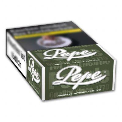 Pepe Dark Green ohne Zusätze (10x20)