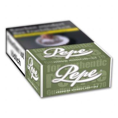 Pepe Rich Green ohne Zusätze (10x20)