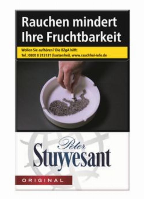 Peter Stuyvesant (1x20)
