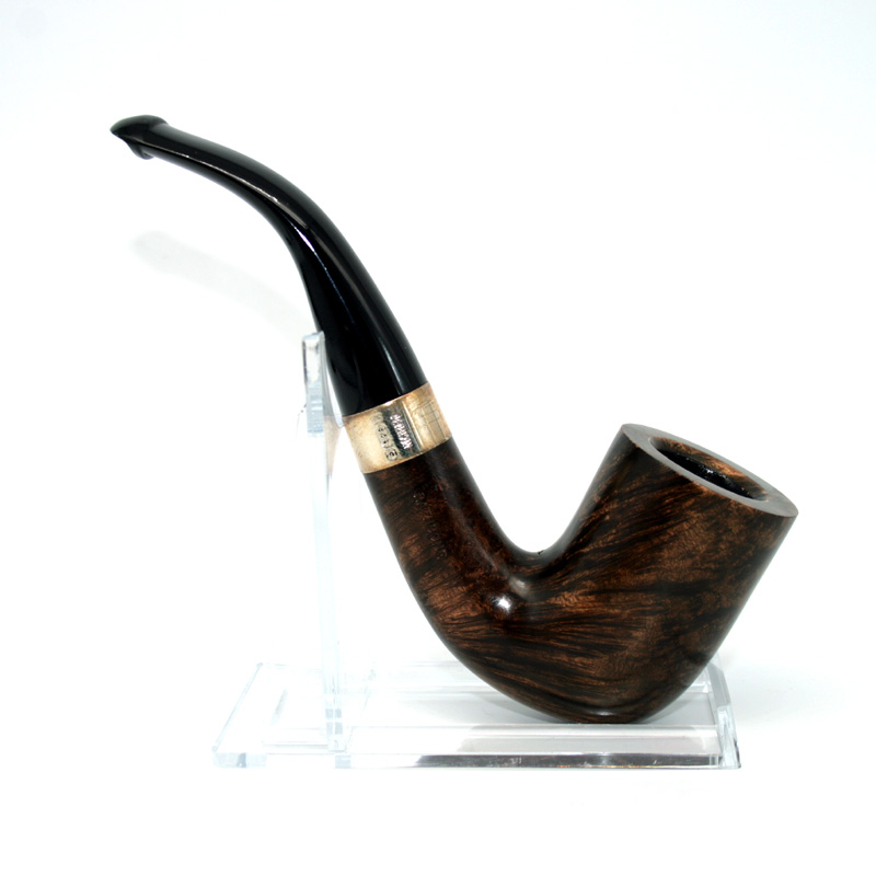 Peterson Pfeife Sherlock Holmes Rathbone Contrast