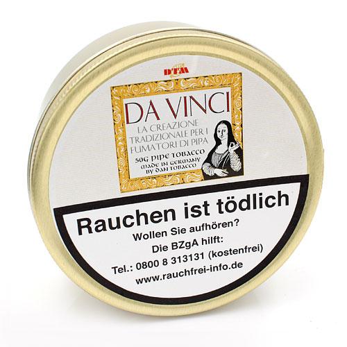 Pfeifentabak Da Vinci In Fumo E Verita 100g Dose