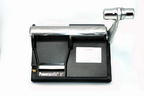 Powermatic I+ Elite Stopfmaschine für Hülsen
