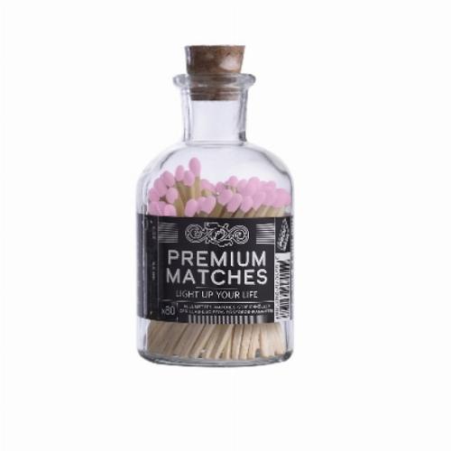 Premium Matches Zündhölzer im Glas
