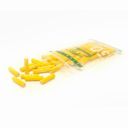 Purize Aktivkohlefilter 5,9mm Gelb 50Stk.