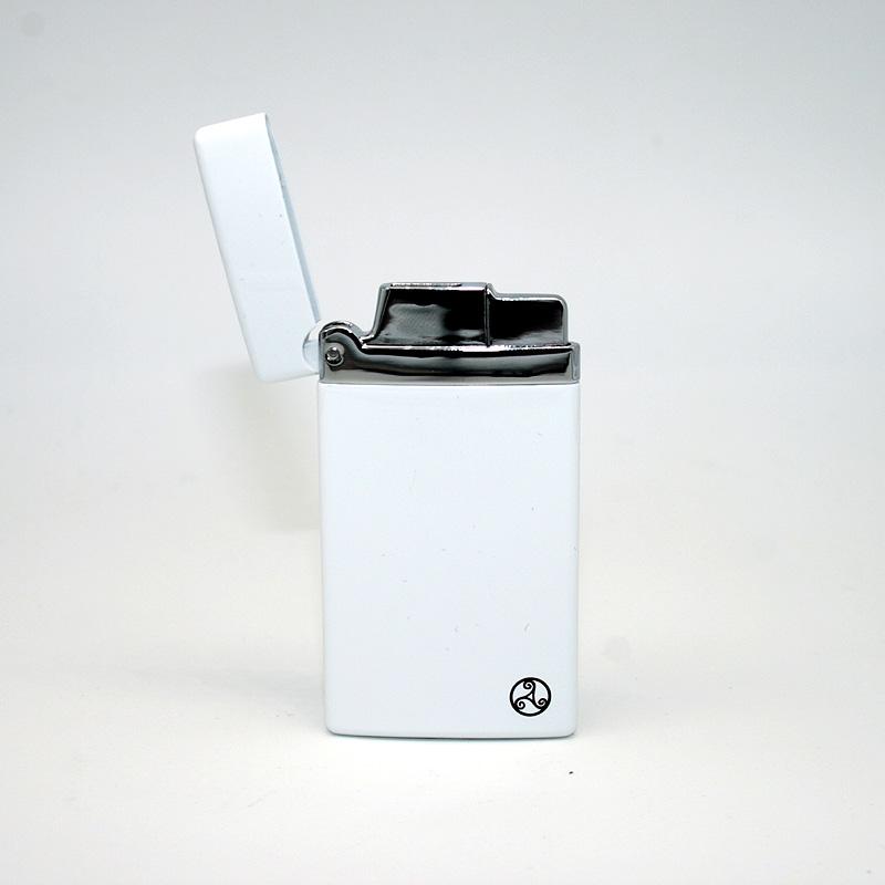 Rattrays Feuerzeug Alfie White, elektronisch