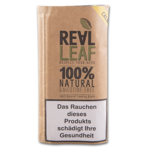 Real Leaf Calm 20g Kräutermischung 0% Nikotin